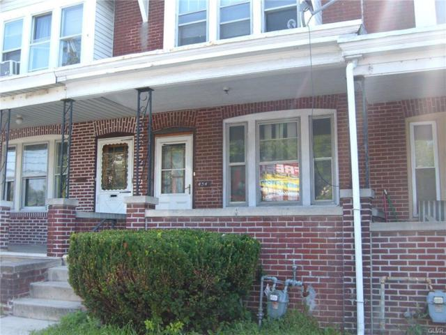 434 Hanover Avenue, Allentown City, PA 18109 (MLS #616871) :: Keller Williams Real Estate