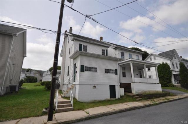 89 North Avenue, Jim Thorpe Borough, PA 18229 (MLS #616917) :: Keller Williams Real Estate