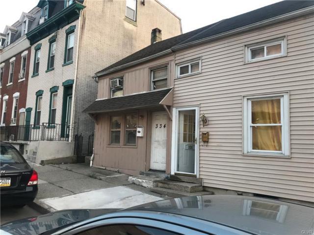 334 N 5th Street, Allentown City, PA 18102 (MLS #617064) :: Keller Williams Real Estate