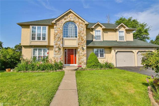 138 Crest Drive, Whitehall Twp, PA 18052 (MLS #617065) :: Keller Williams Real Estate