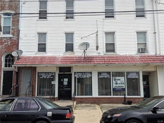 411 Front Street, Catasauqua Borough, PA 18032 (MLS #623122) :: Keller Williams Real Estate