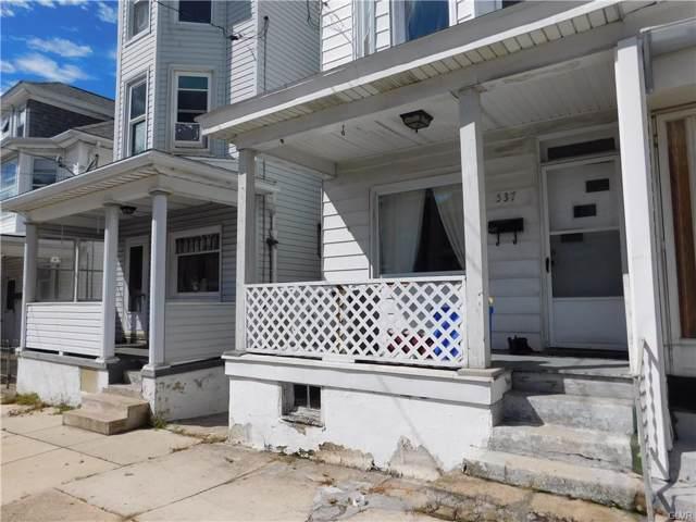 537 E Bersch Street, Lansford Borough, PA 18232 (#623458) :: Jason Freeby Group at Keller Williams Real Estate