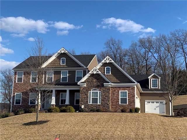 1663 Stone Tavern Boulevard, South Whitehall Twp, PA 18104 (MLS #623459) :: Keller Williams Real Estate