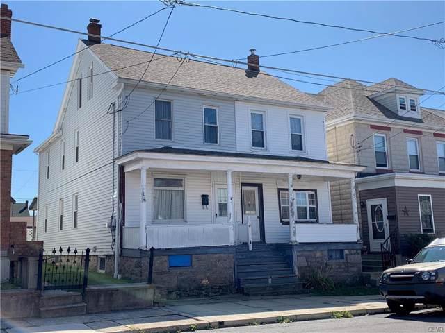 233 E Hazard Street, Summit Hill Borough, PA 18250 (#623473) :: Jason Freeby Group at Keller Williams Real Estate