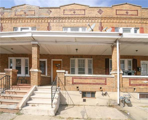 389 W Greenleaf Street, Allentown City, PA 18102 (MLS #625668) :: Keller Williams Real Estate