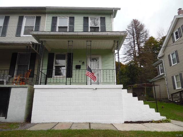 41 E Front Street, Jim Thorpe Borough, PA 18229 (MLS #626362) :: Keller Williams Real Estate