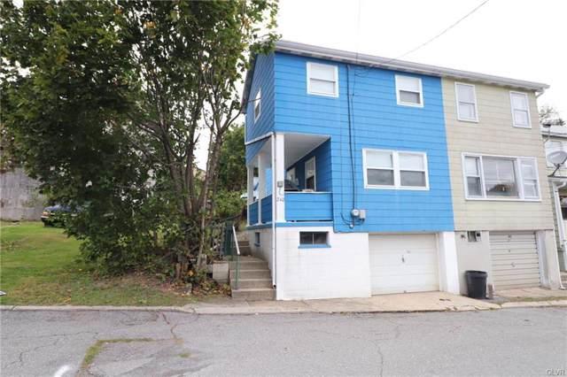 240 E Holland Street, Summit Hill Borough, PA 18250 (MLS #626431) :: Keller Williams Real Estate