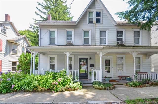 136 N Main Street, Nazareth Borough, PA 18064 (MLS #626451) :: Keller Williams Real Estate