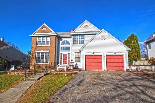 4840 Concord Drive, Bethlehem Twp, PA 18045 (MLS #628654) :: Keller Williams Real Estate