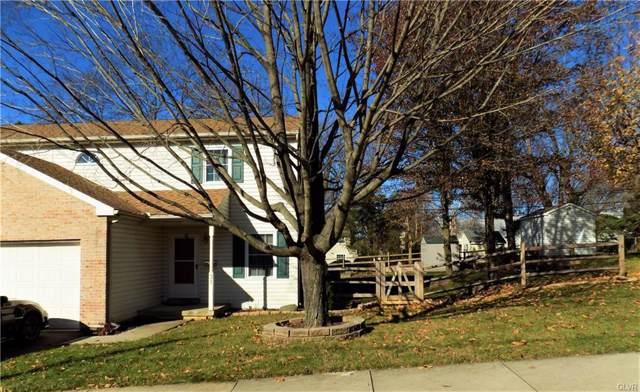 31 E George Street, Emmaus Borough, PA 18049 (MLS #629072) :: Keller Williams Real Estate