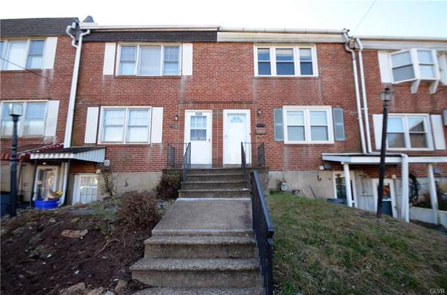 1522 Spring Garden Street, Easton, PA 18042 (#629461) :: Jason Freeby Group at Keller Williams Real Estate