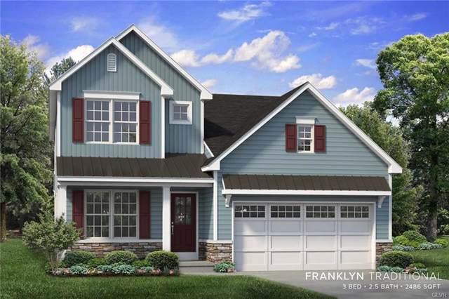 500 Chief Tatamy Street #51, Tatamy Borough, PA 18085 (#630014) :: Jason Freeby Group at Keller Williams Real Estate