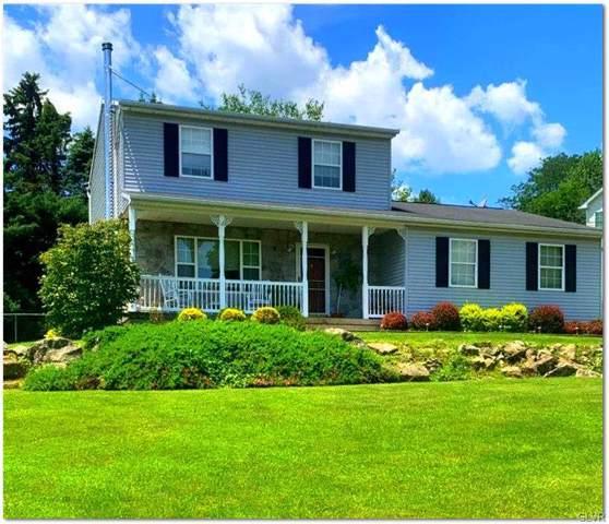 1605 8th Street, Bethlehem Twp, PA 18020 (#630017) :: Jason Freeby Group at Keller Williams Real Estate