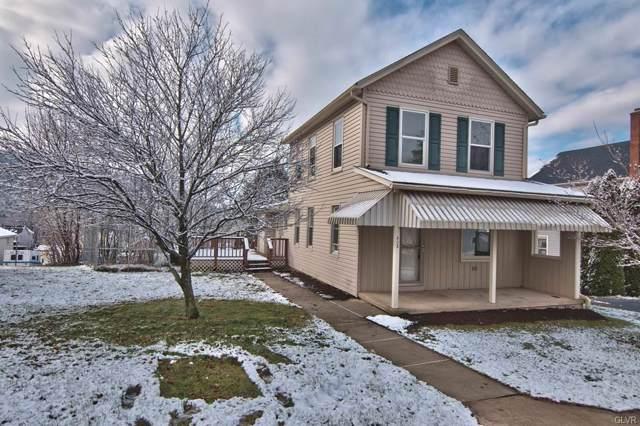 408 Ore Street, Bowmanstown Borough, PA 18071 (MLS #630064) :: Keller Williams Real Estate