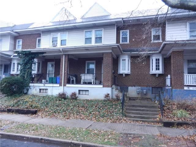 1031 N New Street, Bethlehem City, PA 18018 (MLS #630145) :: Keller Williams Real Estate