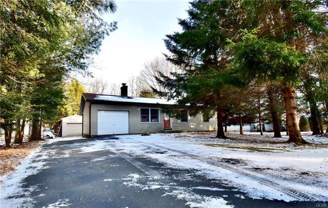 341 Towamensing Trails Road, Penn Forest Township, PA 18210 (MLS #631767) :: Keller Williams Real Estate