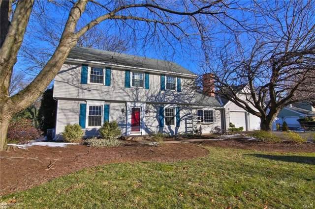 2852 Edgemont Drive, Salisbury Twp, PA 18103 (MLS #631788) :: Keller Williams Real Estate