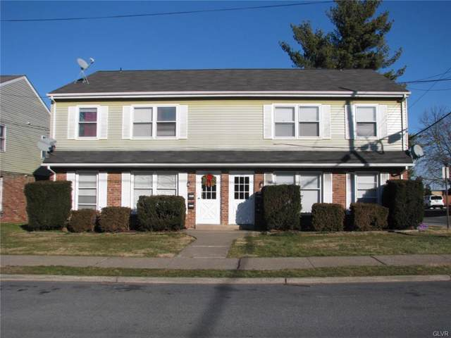 813 Ulster Street, Allentown City, PA 18109 (MLS #631814) :: Keller Williams Real Estate