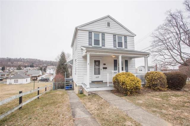 1117 Wiley Street, Fountain Hill Boro, PA 18015 (MLS #631822) :: Keller Williams Real Estate