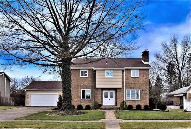 2018 Chester Road, Bethlehem City, PA 18017 (MLS #632100) :: Keller Williams Real Estate
