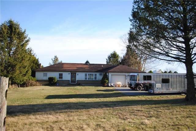5313 Heidelberg Heights Road, Heidelberg Twp, PA 18053 (MLS #635032) :: Justino Arroyo | RE/MAX Unlimited Real Estate