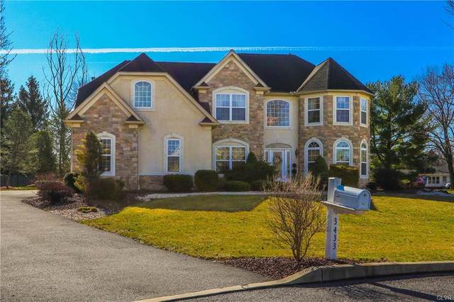 3433 Chase Court, Upper Nazareth Twp, PA 18064 (MLS #635283) :: Justino Arroyo   RE/MAX Unlimited Real Estate