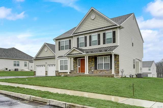 60 Independence #17, Coopersburg Borough, PA 18036 (MLS #635430) :: Justino Arroyo | RE/MAX Unlimited Real Estate