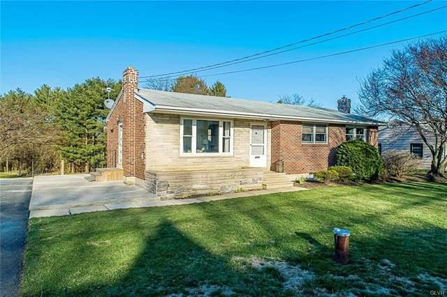 6083 Kings Highway, Upper Milford Twp, PA 18092 (MLS #635455) :: Keller Williams Real Estate