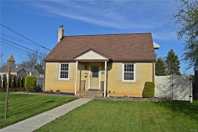 515 S 24Th Street, Allentown City, PA 18104 (MLS #635468) :: Justino Arroyo | RE/MAX Unlimited Real Estate