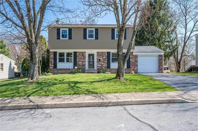 112 Young Avenue, Coopersburg Borough, PA 18036 (MLS #635508) :: Keller Williams Real Estate