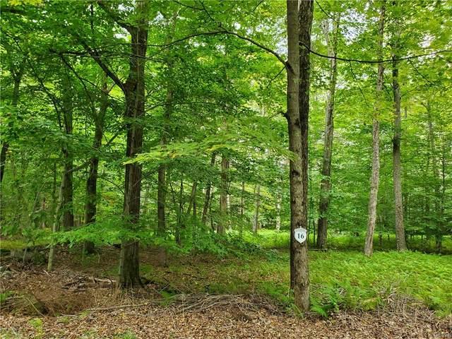16 Oak Leaf Lane Lot 16, Tobyhanna Twp, PA 18347 (#635527) :: Jason Freeby Group at Keller Williams Real Estate