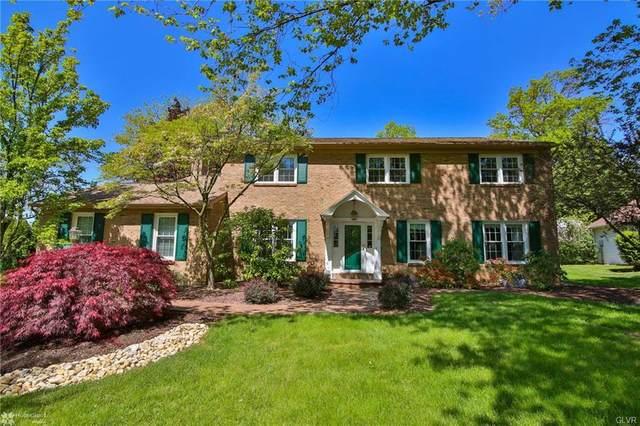 1374 Deerfield Drive, South Whitehall Twp, PA 18104 (MLS #635935) :: Keller Williams Real Estate