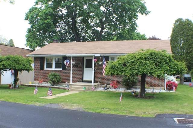 2015 Custer Street, Allentown City, PA 18104 (MLS #636966) :: Keller Williams Real Estate