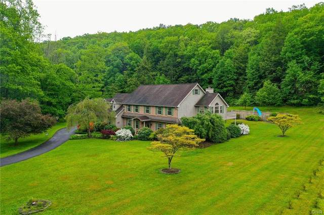 433 Merwinsburg Road, Chestnuthill Twp, PA 18330 (#637488) :: Jason Freeby Group at Keller Williams Real Estate