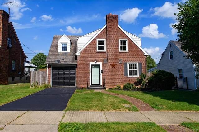 2038 Jennings Street, Bethlehem City, PA 18017 (#637498) :: Jason Freeby Group at Keller Williams Real Estate