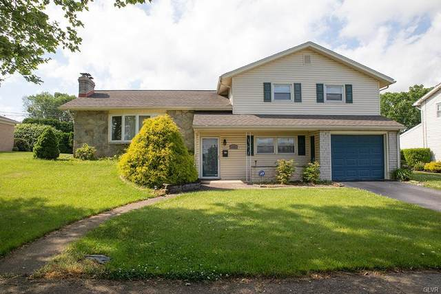 1131 W Highland Street, Whitehall Twp, PA 18052 (MLS #638841) :: Keller Williams Real Estate