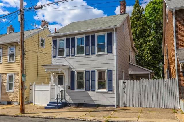 131 E Garrison Street, Bethlehem City, PA 18018 (#638915) :: Jason Freeby Group at Keller Williams Real Estate