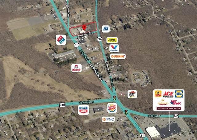 1225 Pocono Boulevard, Mount Pocono Boro, PA 18344 (#638928) :: Jason Freeby Group at Keller Williams Real Estate