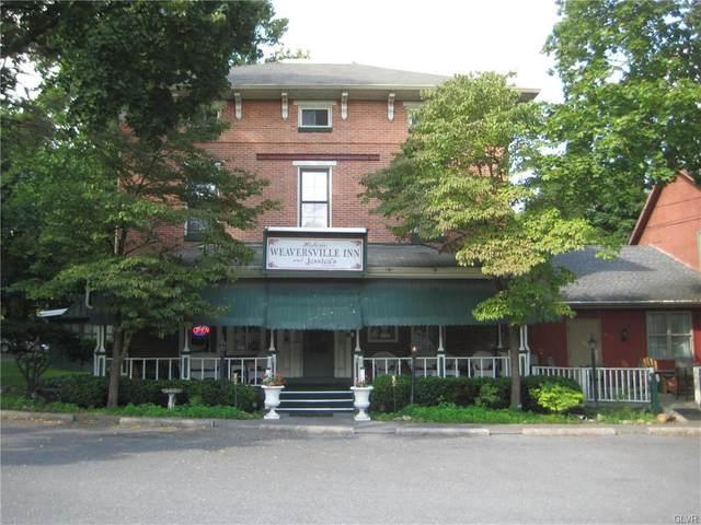 6916 Weaversville Road, East Allen Twp, PA 18067 (MLS #639276) :: Keller Williams Real Estate