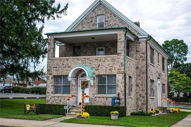 801 N 19th Street, Allentown City, PA 18104 (MLS #639986) :: Keller Williams Real Estate