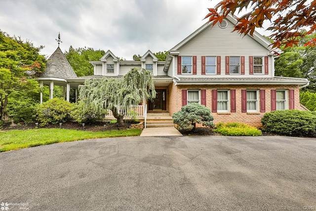 1439 Buck Trail Road, South Whitehall Twp, PA 18104 (#640605) :: Jason Freeby Group at Keller Williams Real Estate