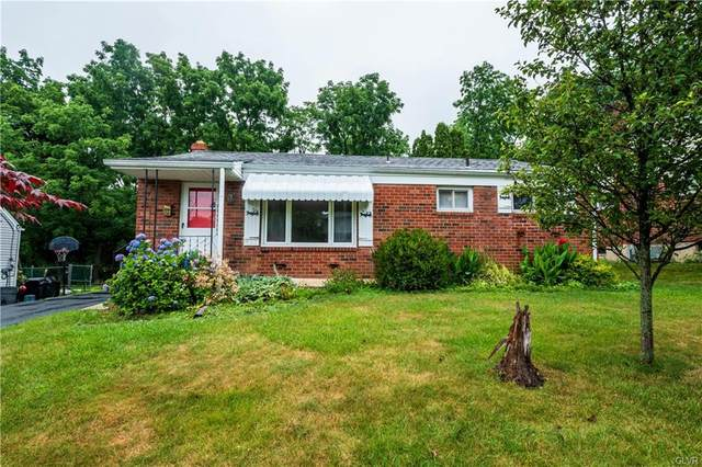 2457 S Carbon Street, Allentown City, PA 18103 (#642118) :: Jason Freeby Group at Keller Williams Real Estate