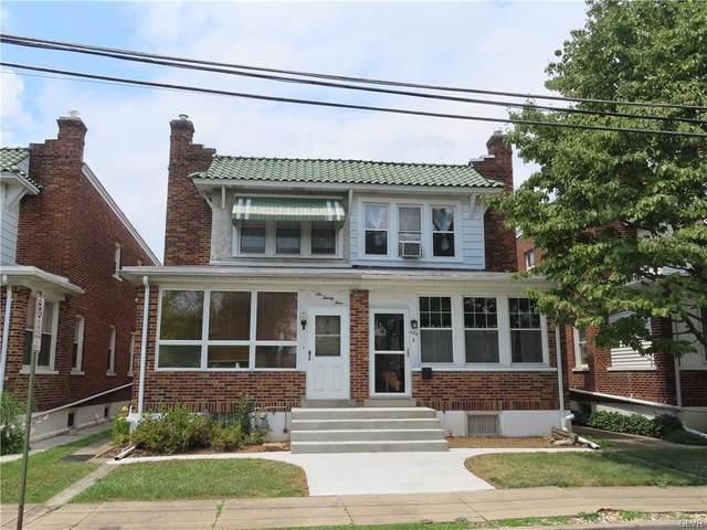 624 N Leh Street, Allentown City, PA 18104 (#642354) :: Jason Freeby Group at Keller Williams Real Estate