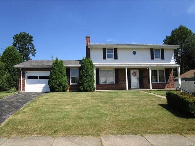 1227 Greenleaf Street, Allentown City, PA 18102 (#642384) :: Jason Freeby Group at Keller Williams Real Estate