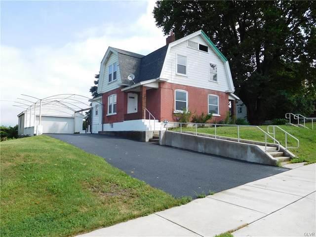 55 Crest Avenue, Bethlehem City, PA 18015 (MLS #643109) :: Keller Williams Real Estate