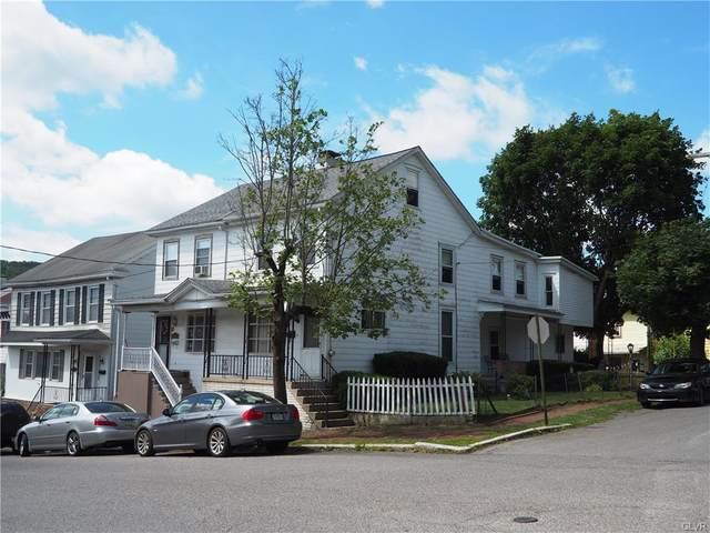 114 N Lehigh Street, Schuylkill County, PA 18252 (MLS #643256) :: Keller Williams Real Estate