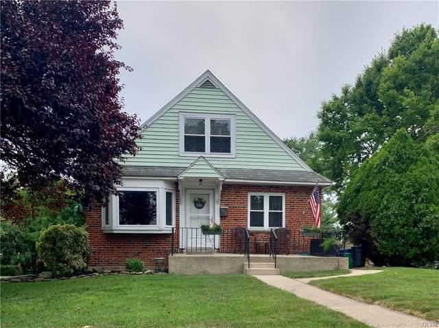 840 N 22nd Street, Allentown City, PA 18104 (MLS #643604) :: Keller Williams Real Estate