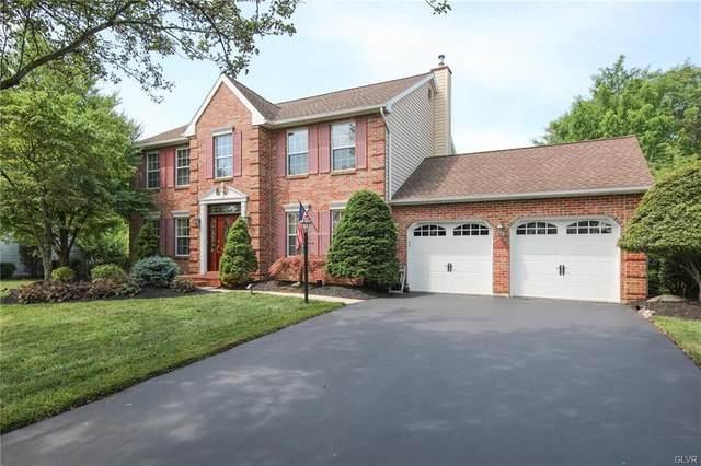 1037 Woodmere Drive, Bethlehem City, PA 18017 (MLS #644705) :: Keller Williams Real Estate