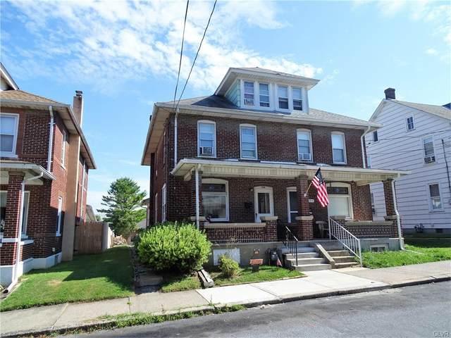 326 E 9Th Street, Northampton Borough, PA 18067 (MLS #644844) :: Keller Williams Real Estate