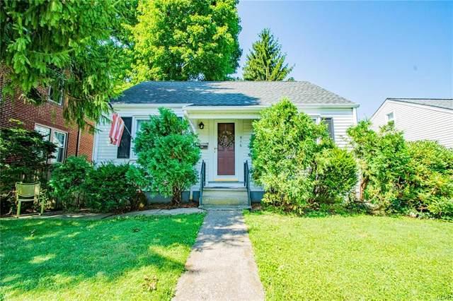 516 S 23rd Street, Allentown City, PA 18104 (MLS #644874) :: Keller Williams Real Estate